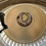 The U.S. Capitol Dome