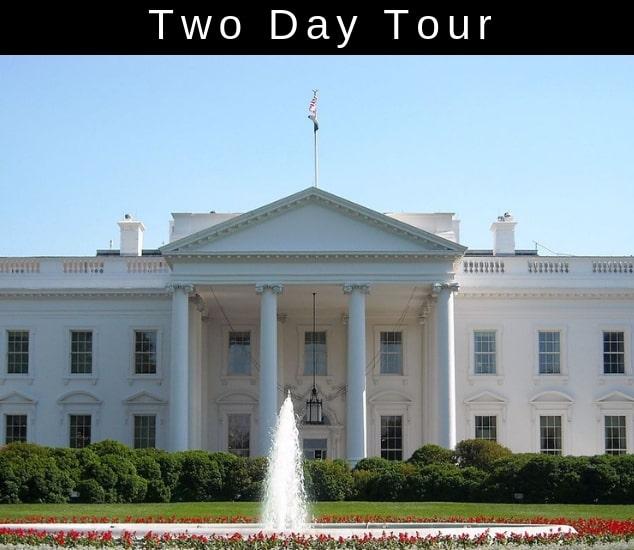 Two Day Washington DC Educational Tour