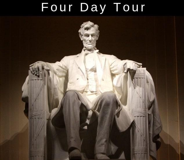 Four Day Washington DC Educational Tour