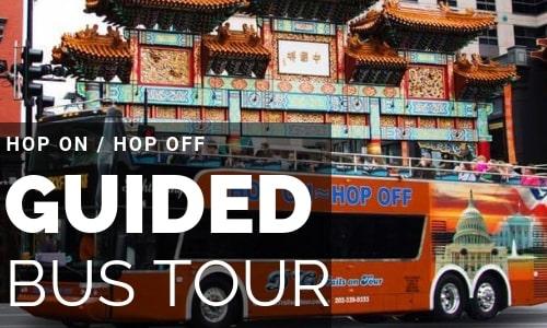 Washington DC Hop on/Hop off Tour