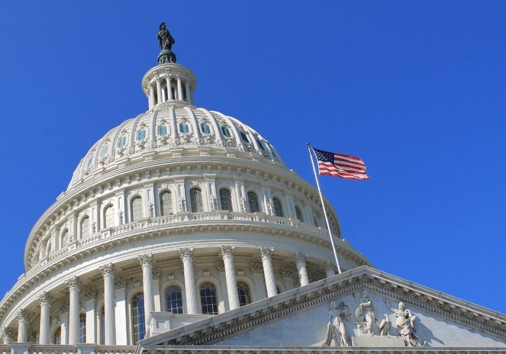 United States Capitol Building Washington DC - Educational Tours