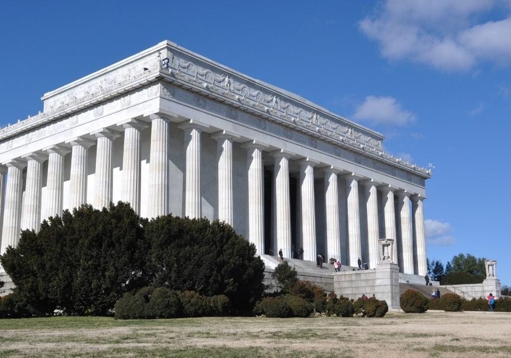 Lincoln Memorial View
