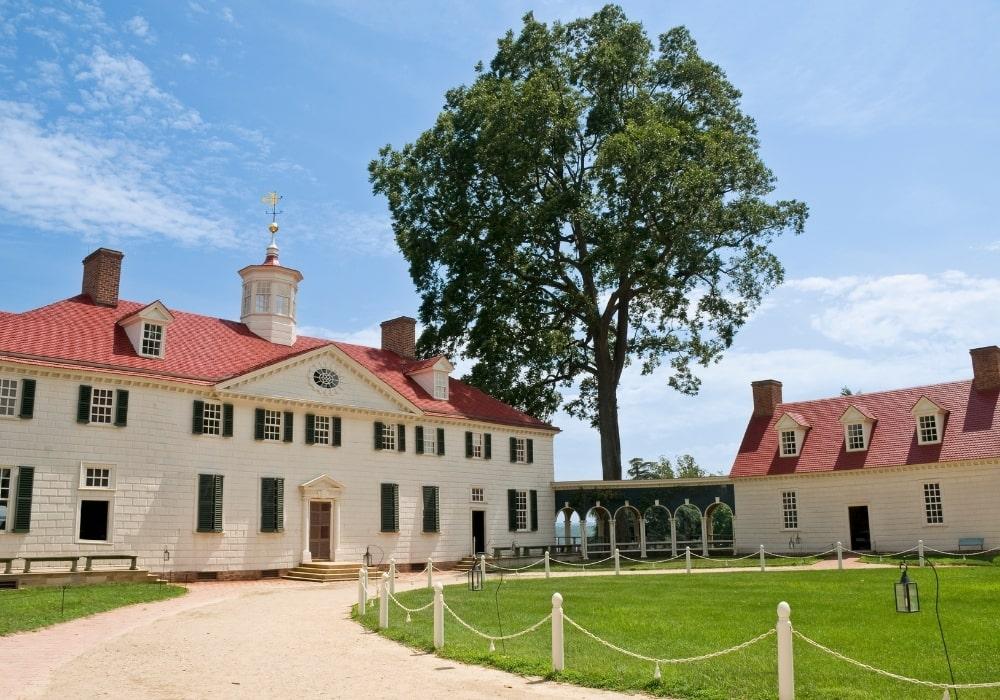 Mt Vernon - Washington DC Educational Tours